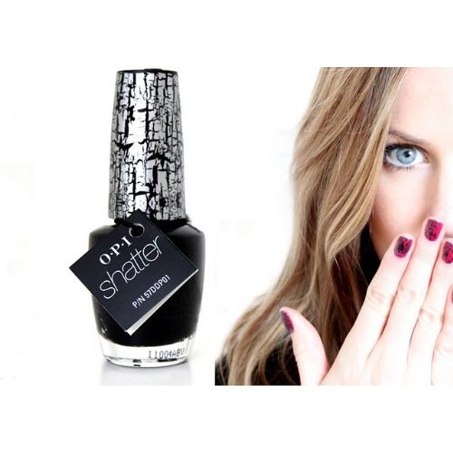 katy perry nail polish black shatter. The nail polish gives your